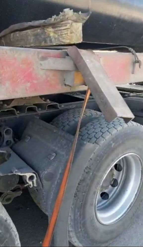 ایمنی کامیون