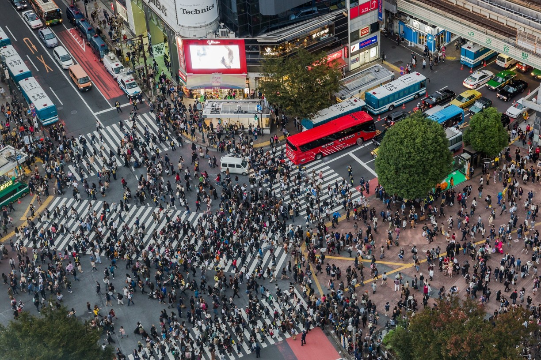 Shibuya Crossing - Tokyo_ Japan3