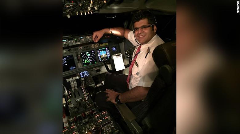 خلبان هواپیما -سقوط هواپیمای اندونزی