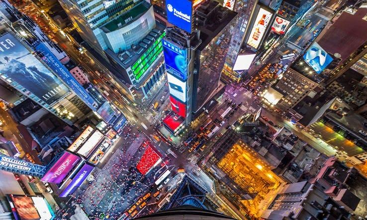 Times Square - New York_ USA
