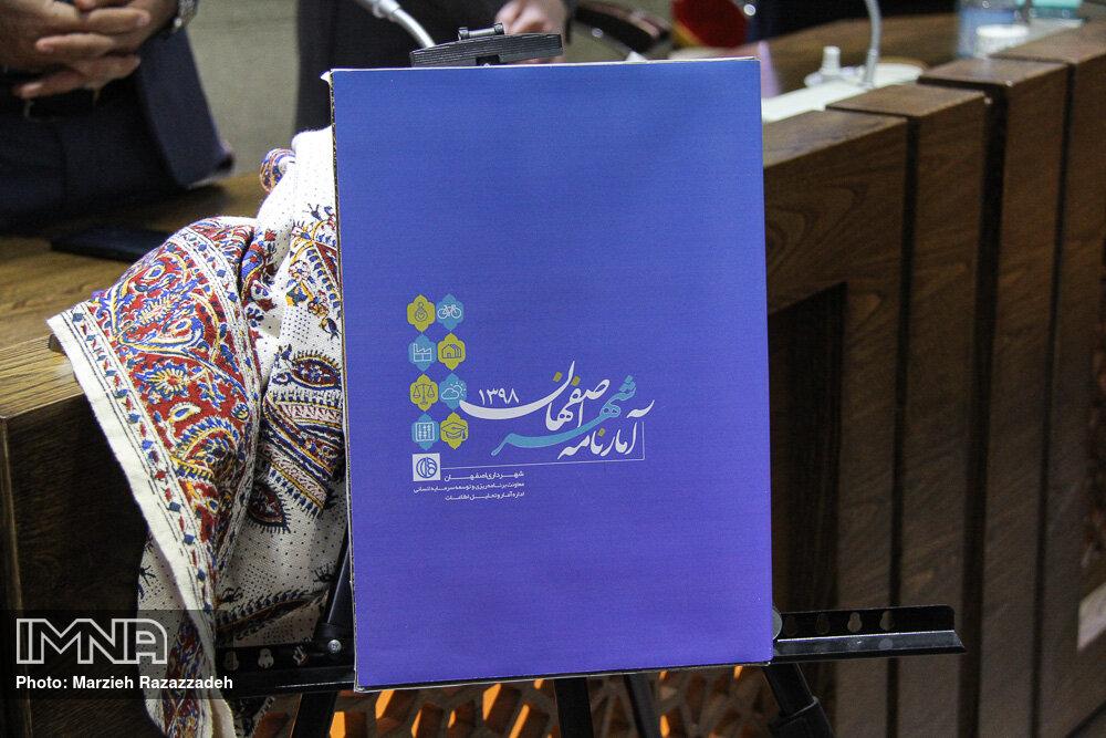 آمارنامه اصفهان