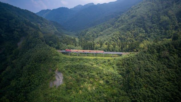 قطار تایوان-1