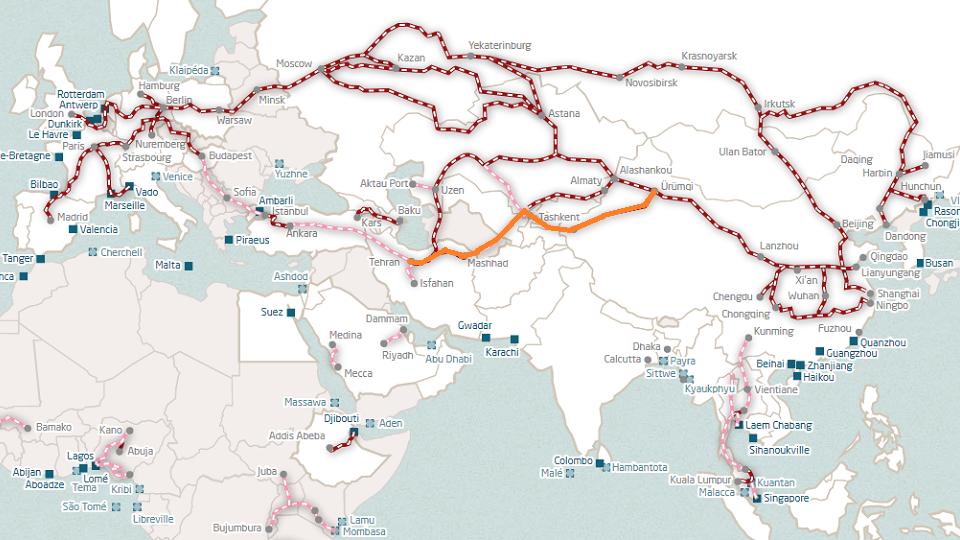 Way-from-China-to-Iran-via-Kyrgyzstan-and-Uzbekistan