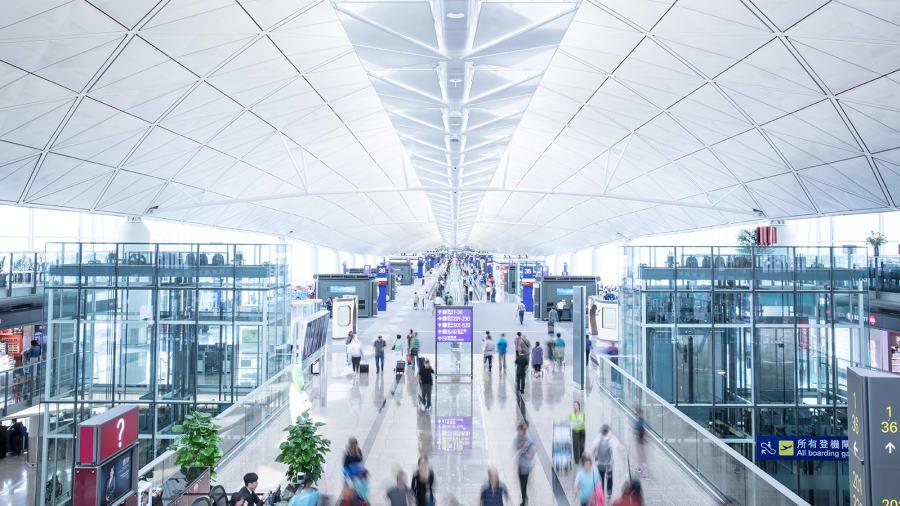 بهترین فرودگاه های کانکشنی-3-فرانکفورت