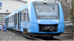 اولین قطار هیدروژنی مسافری