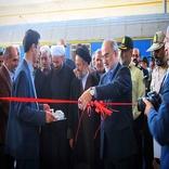 پروژه توسعه سالن ایستگاه راهآهن تبریز افتتاح شد