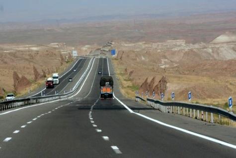 جاده سازی باید ۵ برابر شود / هزینه سالانه ۲ هزار میلیارد تومان