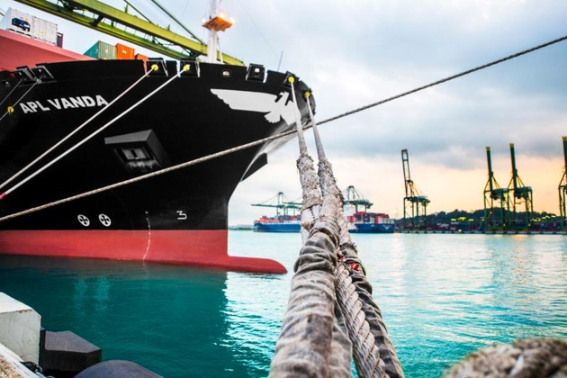 APL Further Cuts Fleet CO2 Emissions in 2017