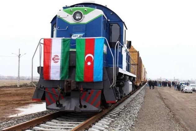 چهار میلیون دلار کالا از راه آهن آستارا صادر شد