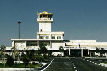 افزایش ۷۰ درصدی ظرفیت پذیرش مسافر در فرودگاه اراک