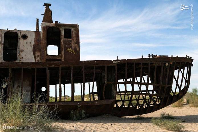گورستان کشتی