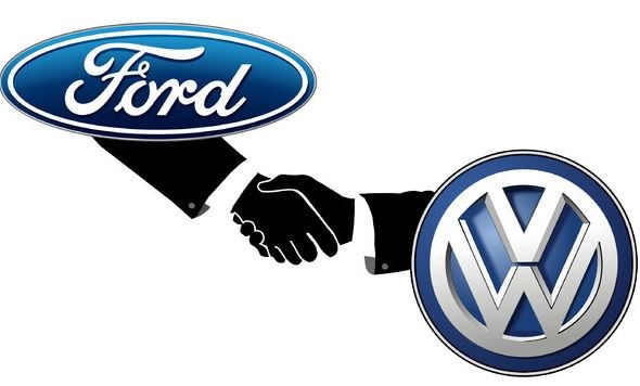 اتحاد فولکسواگن و فورد برای توسعه خودروهای الکتریکی و خودران