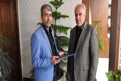 انتصاب در اداره کل راهداری و حمل و نقل جاده ای مازندران