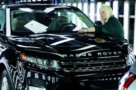 Jaguar Land Rover to cut 1,000 jobs at Solihull