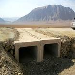 پلهای باکسی بخیه ای بر جاده های زخمی