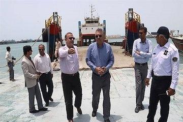 ایجاد بندر صادراتی در منطقه گوگسر جاسک در دستور کار است