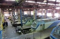مناقصه بهسازی و تجهیز دپوی تعمیرات بوژی و تراکشن کارخانجات تعمیرات لکوموتیو بافق