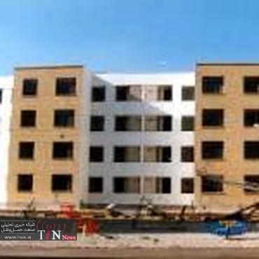 افتتاح ۵۳۸۰ مسکن مهر گلستان با حضور معاون وزیر راه