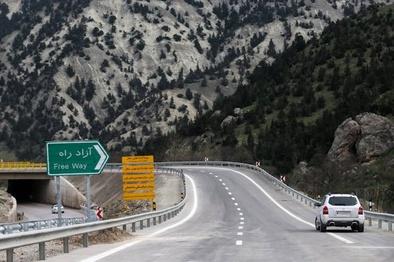 نرخ عوارض آزاد راه تهران_ شمال شناور خواهد بود