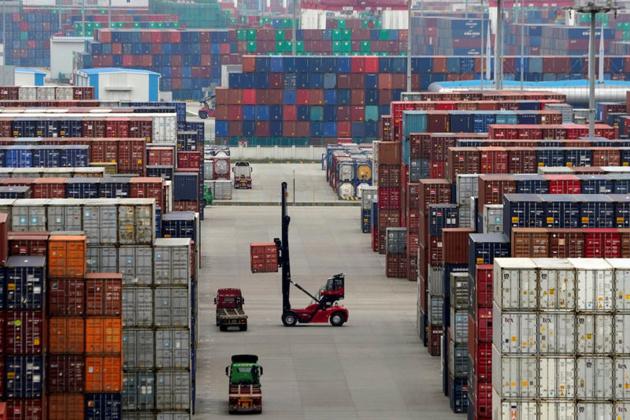 China's Waste Ban Hits Asian Ports