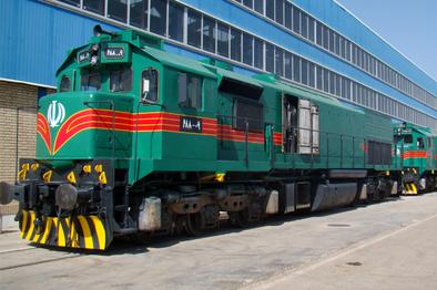 راهآهن، محور تولید لکوموتیو در ایران شود