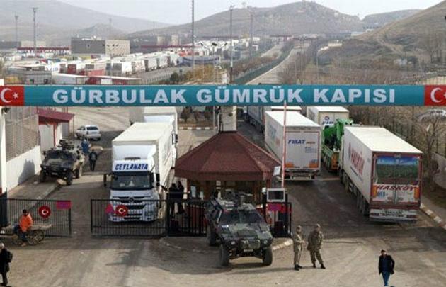 ترکیه پذیرش کامیون ایرانی را محدود کرد