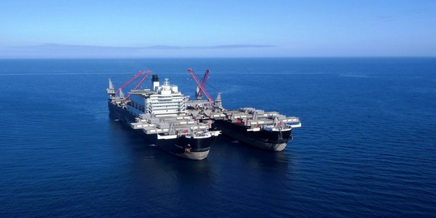 World's biggest construction vessel heads to Norway