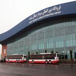 اعزام زائران حج استان گیلان از فرودگاه رشت