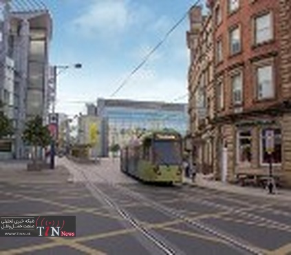 Manchester starts to build Second City Crossing