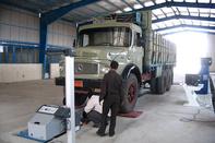 فعالیت ۶ مرکز معاینه فنی خودروهای سنگین در استان همدان