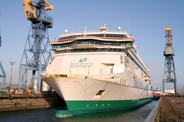 ایرلند بزرگترین کشتی کروز دنیا را سفارش داد