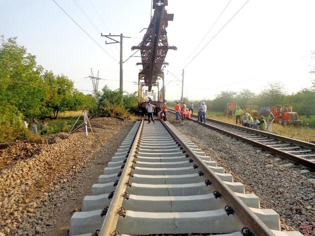 راهآهن جوین _ اسفراین نیمه دوم ۱۴۰۰ به بهرهبرداری میرسد