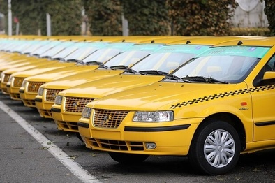 اجرای طرح نظارت بر تاکسیهای درون شهری در ایلام