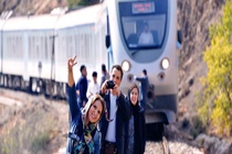 راهاندازی قطار گردشگری کویر رجا از فردا