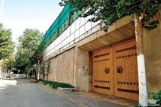 فیلم منتشر شده از باغ وحش و ویلای اشرافی حسن رعیت