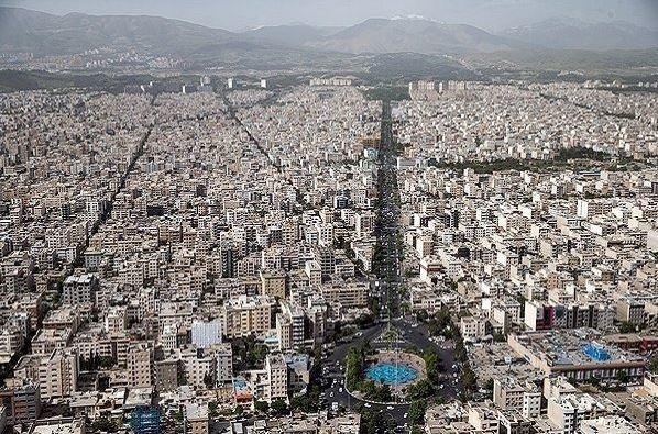 کدام مناطق پایتخت در صدر ساخت و ساز است؟