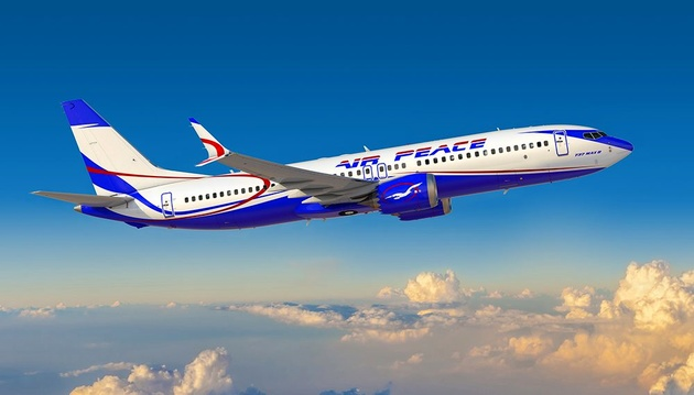 Boeing and Air Peace Announce Order for 10 737 MAX Airplanes