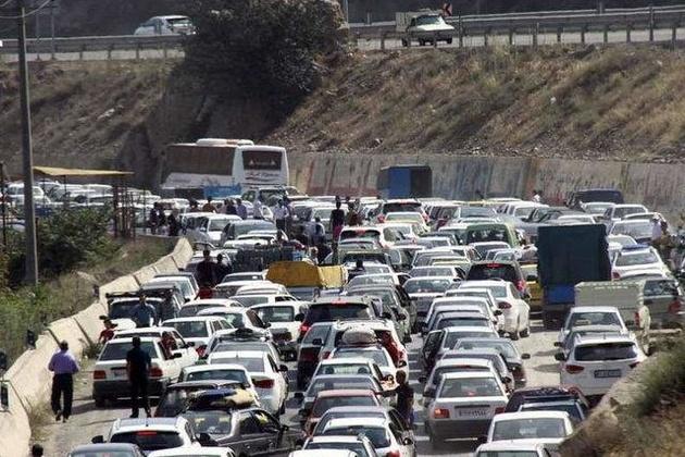 بار ترافیکی کدام جادهها در روزهای آینده سنگین میشود؟