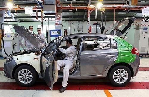 بررسی سهم چینیها در صنعت خودرو ایران