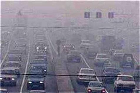 هوای تهران ناسالم برای گروههای حساس شد