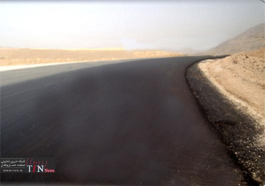 بهره برداری از احداث۹ کیلومتر محور جدید دهلران به مورموری در هفته دولت