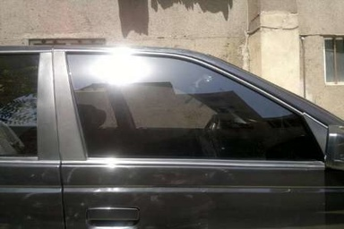 رئیس پلیس راهور استان کرمانشاه: دودی کردن شیشه خودروها ممنوع است