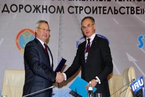 KazAvtoZhol partners with IRU for safer, more secure roads in Kazakhstan