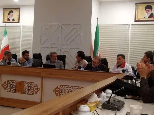 اوضاع خوزستان به مرحله بحرانی نرسیده است