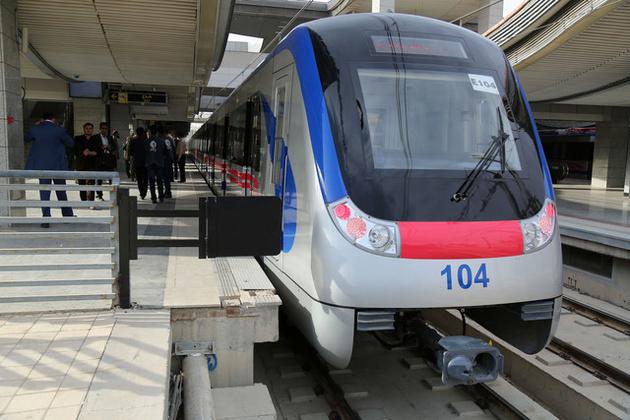 بهرهبرداری از خط یک مترو اصفهان تا پایان هفته