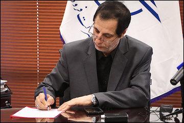 پیام تبریک مهآبادی به رئیس کمیسیون اصل نود قانون اساسی