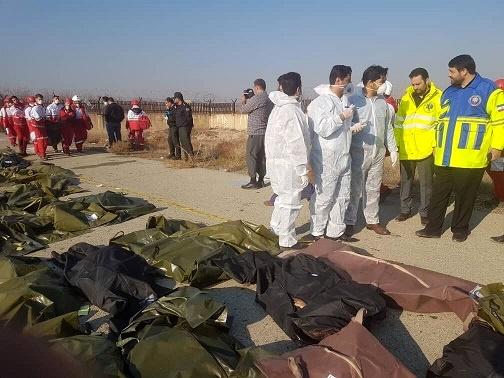 اسامی اعلام شده توسط سازمان هواپیمایی کشوری از جانباختگان؛  147 مسافر ایرانی بودند