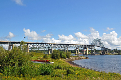 New Brunswick to invest on two bridges over Tobique River