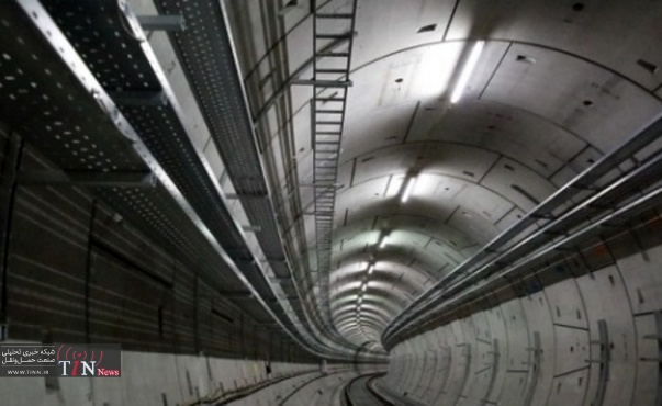 UK Crossrail project is ۷۵% complete