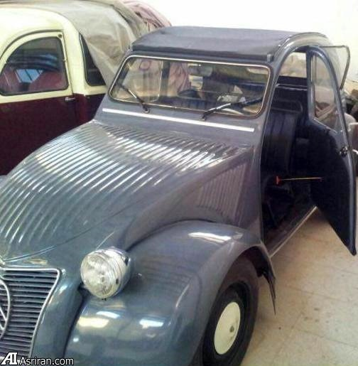 چند خودروی کلکسیونی خاص در ایران / اولین ژیان وارداتی ایران (+عکس)